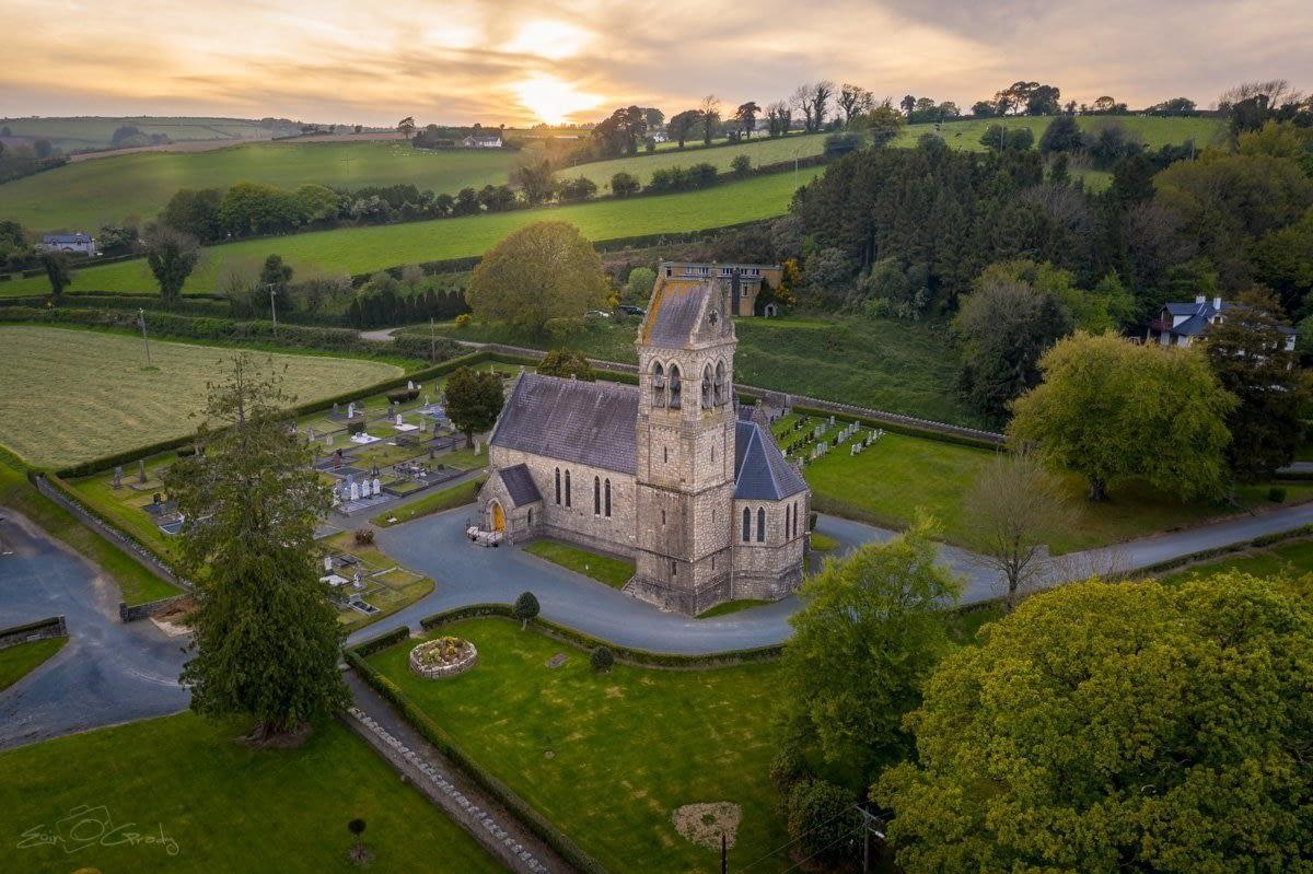 Castlemacadam Parish Church