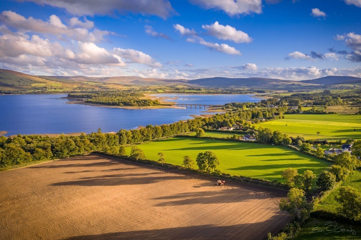 Blessington Lakes, Co. Wicklow