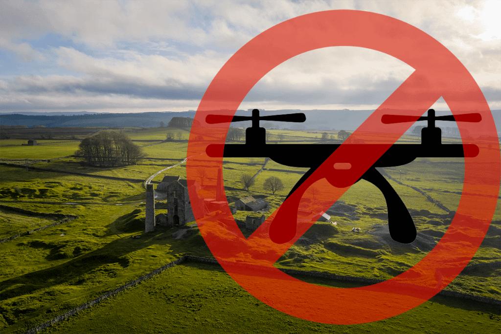 No Drones at Magpie Mines