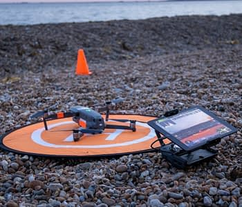 Mavic 2 Pro Drone on Beach