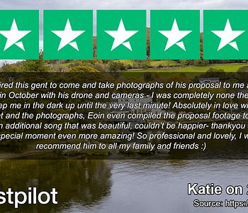 Katie - 5 star Trustpilot Review