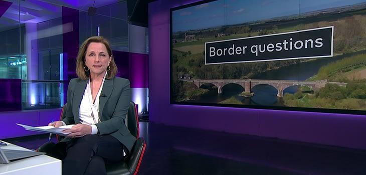 Border Questions - C4 News