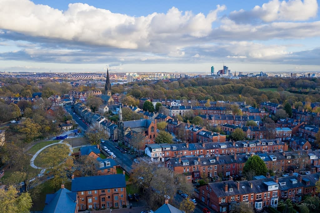 Leeds Aerial Photography