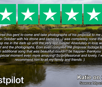 Katie - 5 star Trustpilot Review